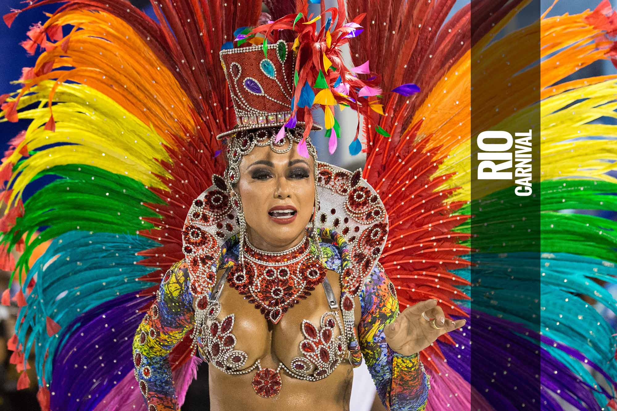 Rio Carnival Themed Events