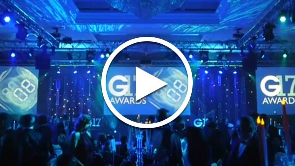 2017 G17 Glass Industry Awards