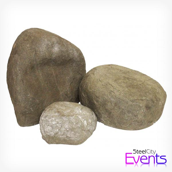 Collection of Large Rocks (artificial)