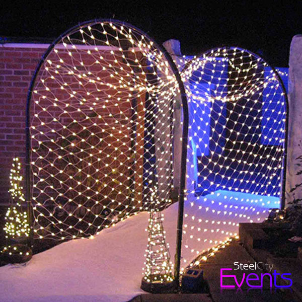Fairy Light Tunnel