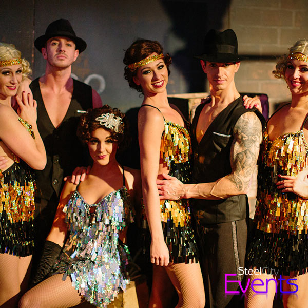 Full Great Gatsby Show