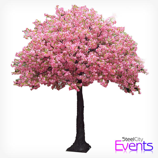 Pink Blossom Tree (Artificial)