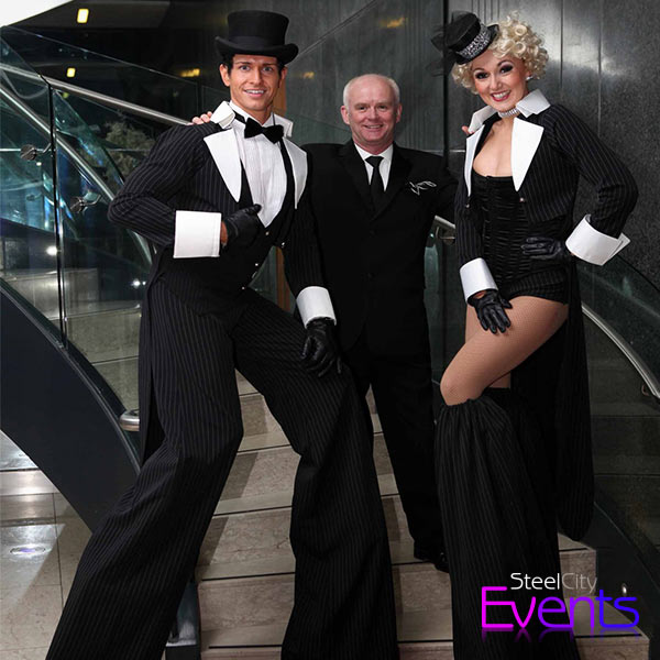 Top & Tails Stilt Walkers